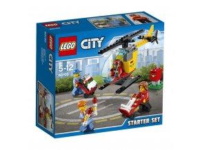 LEGO 60100 City Letiště - Startovací sada