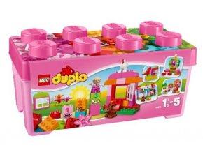 LEGO 10571 DUPLO  Růžový box plný zábavy