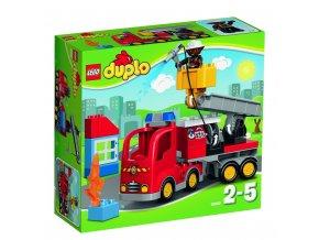 LEGO 10592 DUPLO Hasičské auto