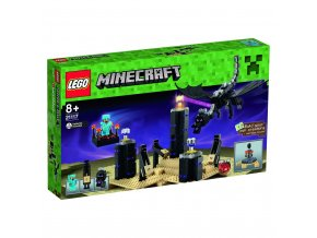 LEGO 21117 Minecraft Drak Ender