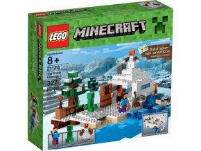 LEGO 21120 Minecraft Sněžná skrýš