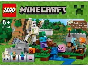 LEGO 21123 Minecraft Železný golem