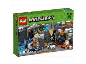 LEGO 21124 Minecraft Konečná brána