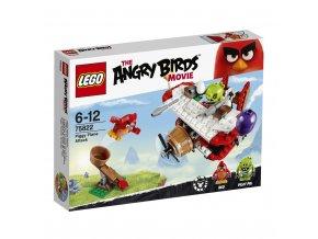 LEGO 75822 Angry Birds Piggyho letadlový útok