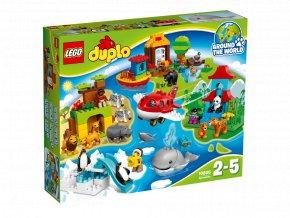 LEGO 10805 DUPLO Cesta kolem světa