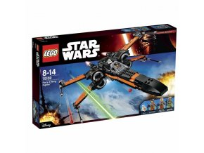 LEGO Star Wars 75102 Poe´s X-wing fighter