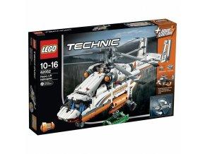 LEGO 42052 Technic Helikoptéra na těžké náklady