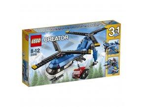 LEGO 31049 Creator Vrtulník se dvěma vrtulemi