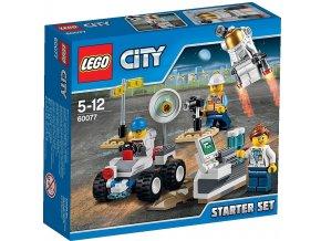 LEGO 60077 City Kosmonauti - startovací sada
