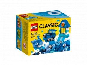 LEGO 10706 Modrý kreativní box