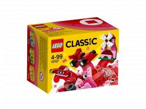 LEGO 10707 Červený kreativní box