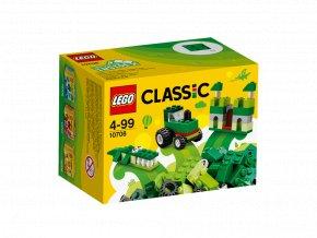LEGO 10708 Zelený kreativní box