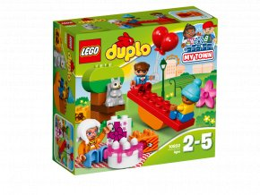 LEGO 10823 DUPLO Narozeninový piknik