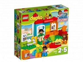 LEGO 10833 DUPLO Školka
