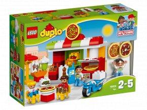 LEGO 10834 DUPLO Pizzerie