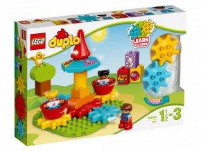 LEGO 10845 DUPLO Můj první kolotoč