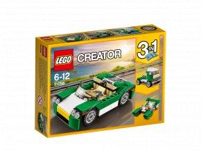 Lego 31056 Creator Zelený rekreační vůz