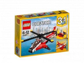 Lego 31057 Creator Průzkumná helikoptéra