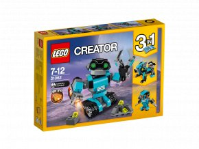 Lego 31062 Creator Průzkumný robot