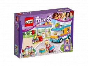 LEGO 41310 Friends Dárková služba v městečku Heartlake