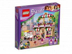 LEGO 41311 Friends Pizzerie v městečku Heartlake