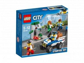 Lego 60136 City Policie – startovací sada