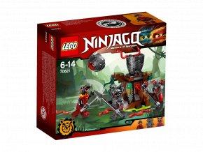 LEGO 70621 Ninjago Rumělkoví válečníci útočí
