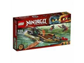 LEGO 70623 Ninjago Stín osudu
