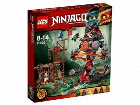 LEGO 70626 Ninjago Úsvit kovové zkázy