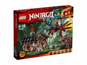 LEGO 70627 Ninjago Dračí kovárna