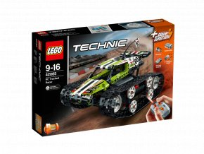 LEGO 42065 Technic RC pásový závoďák