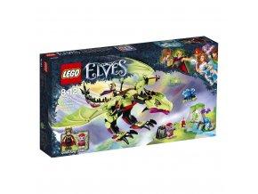 LEGO 41183 Elves Zlý drak krále skřetů