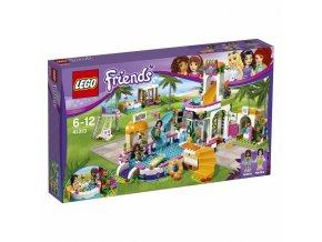 LEGO 41313 Friends Letní bazén v městečku Heartlake