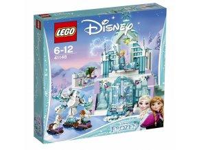 LEGO 41148 Disney Elsa a její kouzelný ledový palác