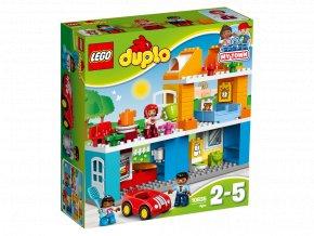 LEGO 10835 DUPLO Rodinný dům
