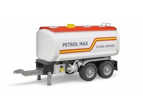 Přívěs cisterna, pro nákladní auta