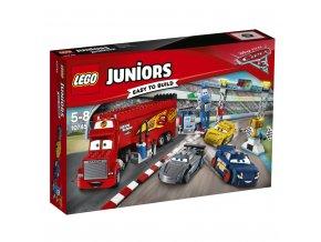 LEGO 10745 Juniors Finálový závod Florida 500