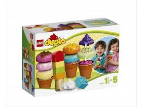 LEGO 10574 Duplo Postav si zmrzlinu