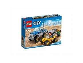 LEGO 60082 City přívěes pro buginu