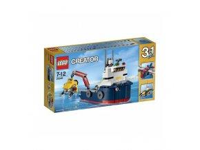 LEGO 31045 Creator Průzkumník oceánu
