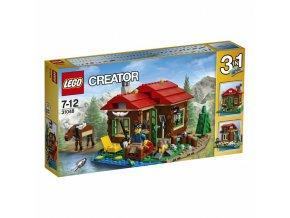 LEGO 31048 Creator Chata u jezera