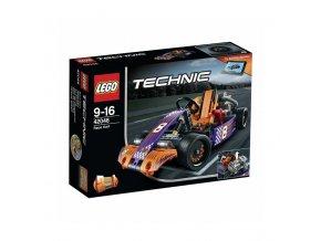 LEGO 42048 Technic Závodní autokára