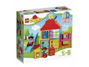LEGO 10616 DUPLO Můj první domeček na hraní