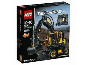 LEGO 42053 Technic Volvo EW160E