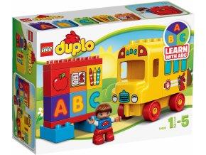 LEGO 10603 Duplo můj první autobus