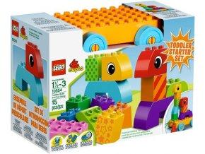 LEGO 10554 Duplo tahací hračka pro batolata