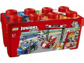 LEGO 10673 Juniors závodní rallye