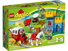 LEGO 10569 Duplo Útok na poklad