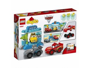 LEGO 10857 Duplo Závod o zlatý píst