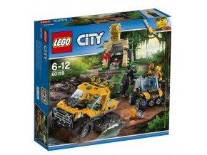 LEGO 60159 City Obrněný transportér